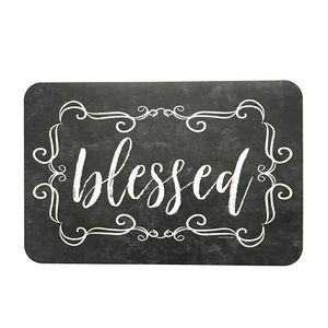 🖤2/$25🖤 Placemats Blessed Script Black White